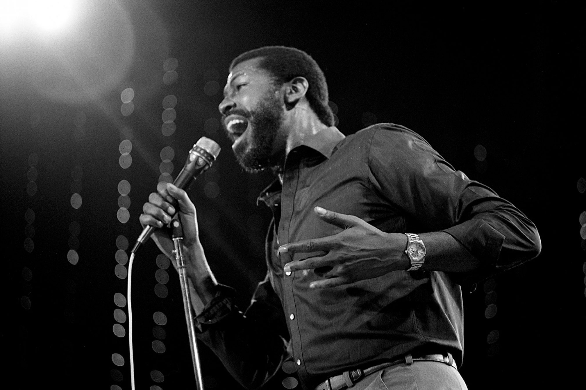 The incredible story of soul singer Teddy Pendergrass