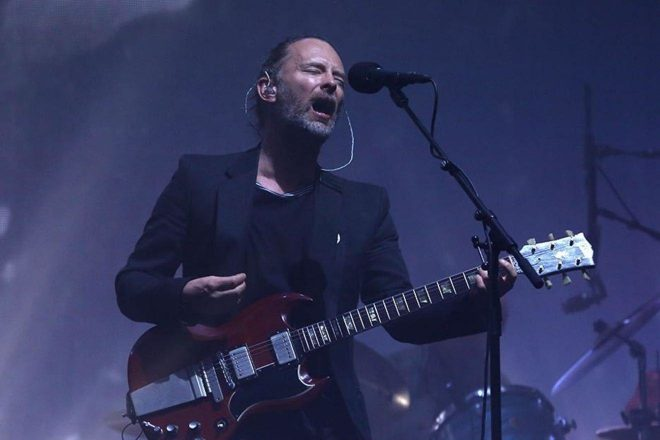 Radiohead at Glastonbury: A thunderous, turbulent anniversary set