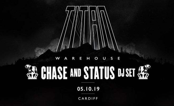 Camelphat and Chase & Status are heading Titan Warehouse parties