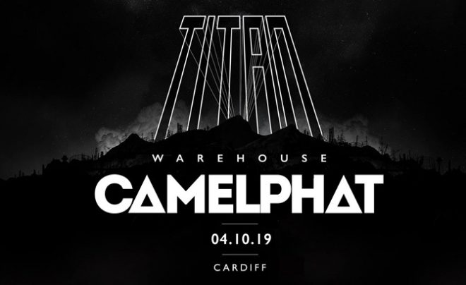 Camelphat and Chase & Status are headlining Titan Warehouse parties