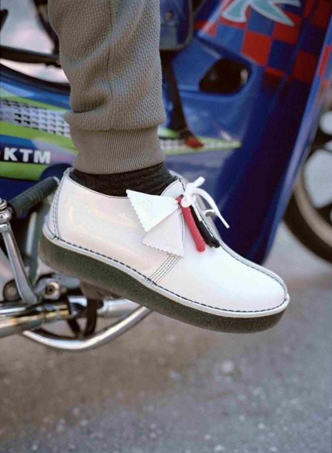 Clarks Originals and Patta rework the iconic Desert Trek shoe