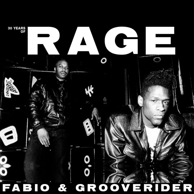 Fabio & Grooverider to release 32-track 'RAGE' compilation