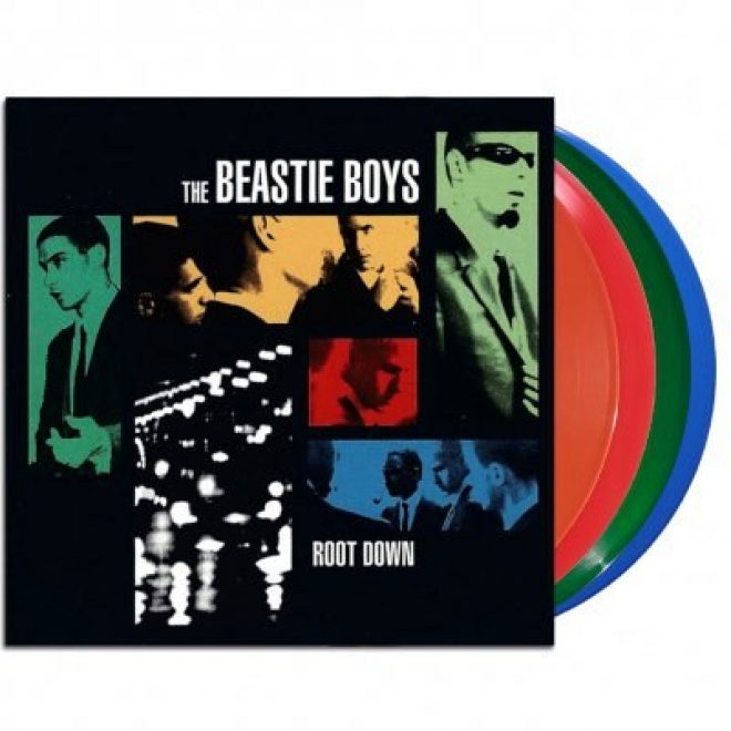 Four Beastie Boys records to be reissued on coloured vinyl