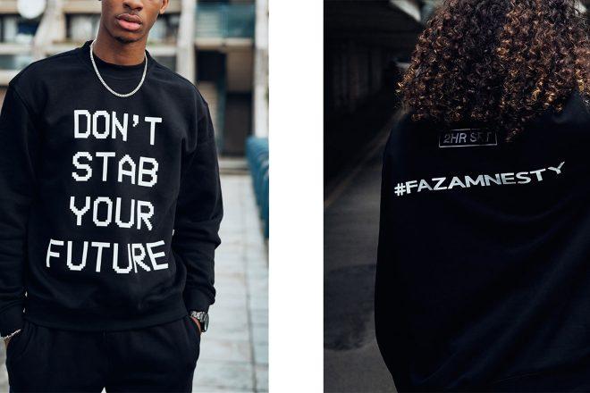 Idris Elba's new fashion brand 2HR SET is an ode to DJ culture