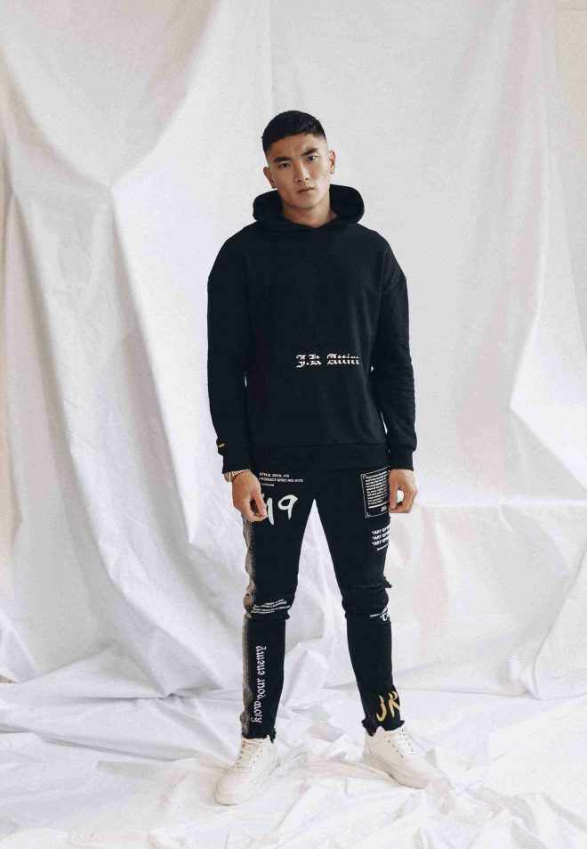 JK Attire drop their latest luxury streetwear collection