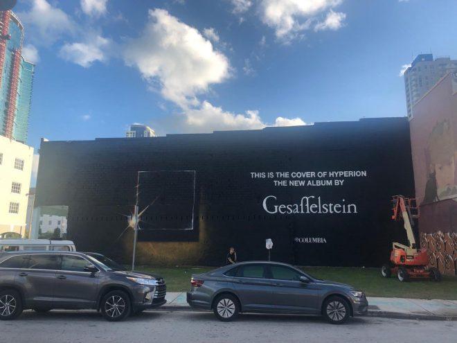Gesaffelstein confirms new album 'Hyperion'