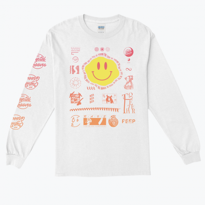 ​Everpress links with 90 artists and labels for sustainable merch campaign