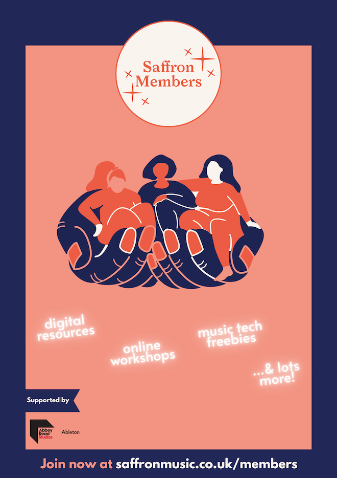 Saffron launches Saffron Members for women and non-binary people