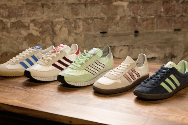 super popular 6dcb2 34a37 adidas SPEZIAL SS18 - Drop 1 Footwear with Gary Aspden from END. on Vimeo.