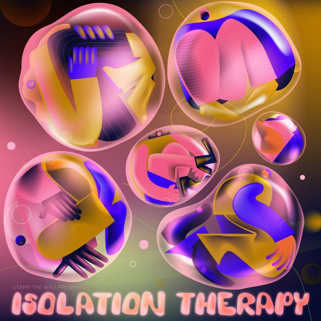Hector Plimmer is among the 27 artists on the new Stamp The Wax Isolation Therapy compilation