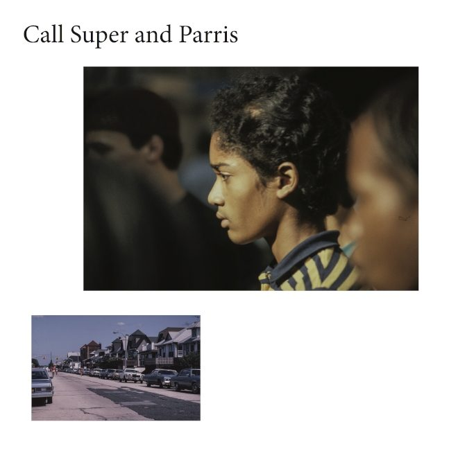 Call Super and Parris team up on 'CANUFEELTHESUNONYRBACK' 12""