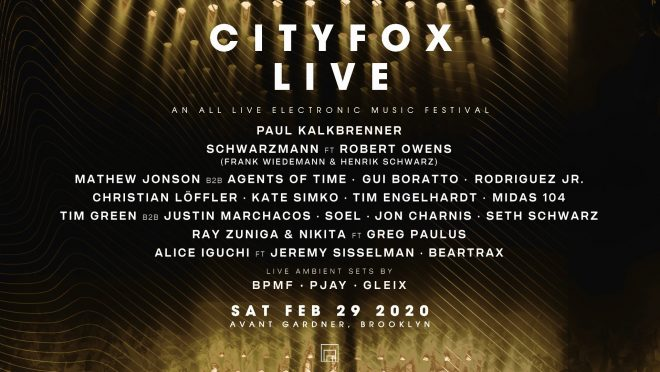 Cityfox LIVE returns to Brooklyn for second edition