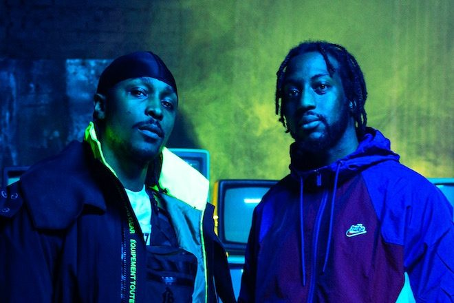 Capo Lee releases new tune 'Way Back' featuring JME