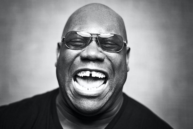 WaterBear - The College Of Music are announcing a new scholarship award with Carl Cox