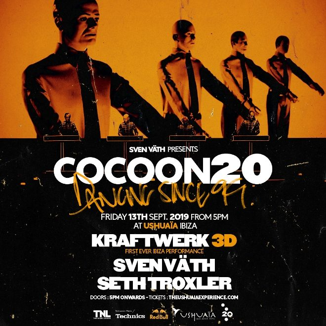 Seth Troxler rounds off Kraftwerk-headlining Cocoon20 party