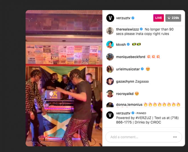 Instagram issues new copyright warning in DJ live streams