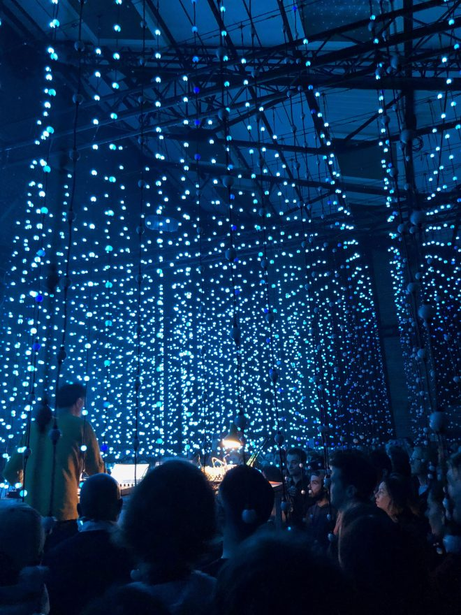 20 photos that prove Four Tet has the best live show in the world