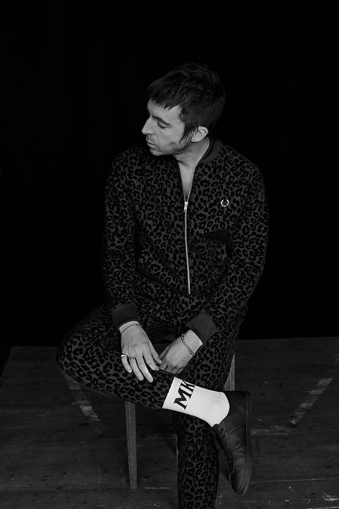 Fred Perry and Miles Kane link up for a collection with a modernist twist