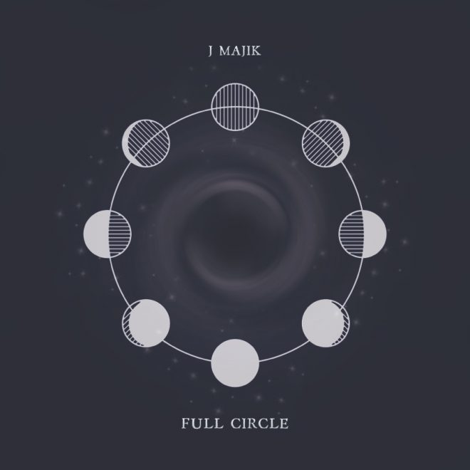 J Majik returns with 'Full Circle', his first album in over 20 years