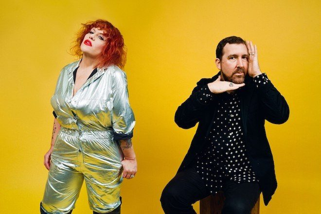 Joe Goddard and Amy Douglas unite as HARD FEELINGS