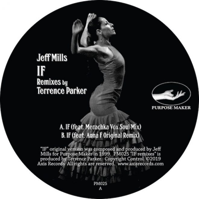 Jeff Mills revives his Purpose Maker label after nearly a decade