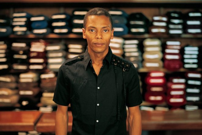 Jeff Mills reveals limited-edition vinyl stabilizer made from high-density metals
