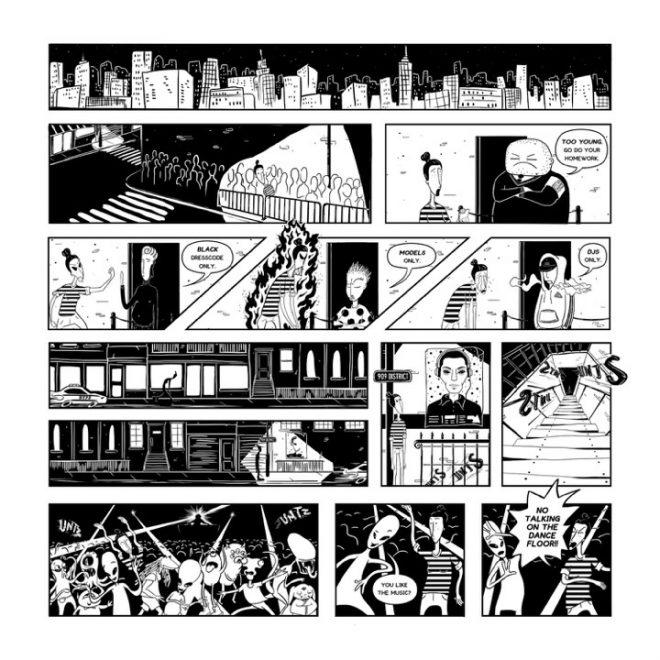 label-baru-julia-govor-jujuka-akan-cantumkan-komik-di-setiap-rilis-album-2