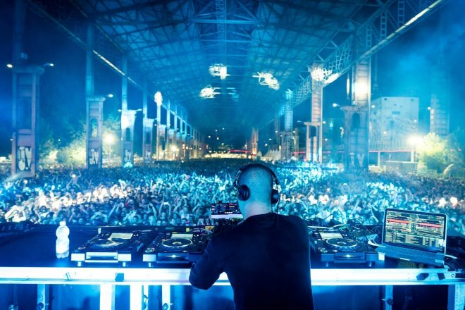 15 photos that prove Kappa Futur Festival is a world-beating techno spectacle