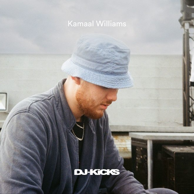 Kamaal Williams to helm the latest instalment of 'DJ Kicks'