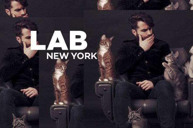 Coyu in The Lab NYC