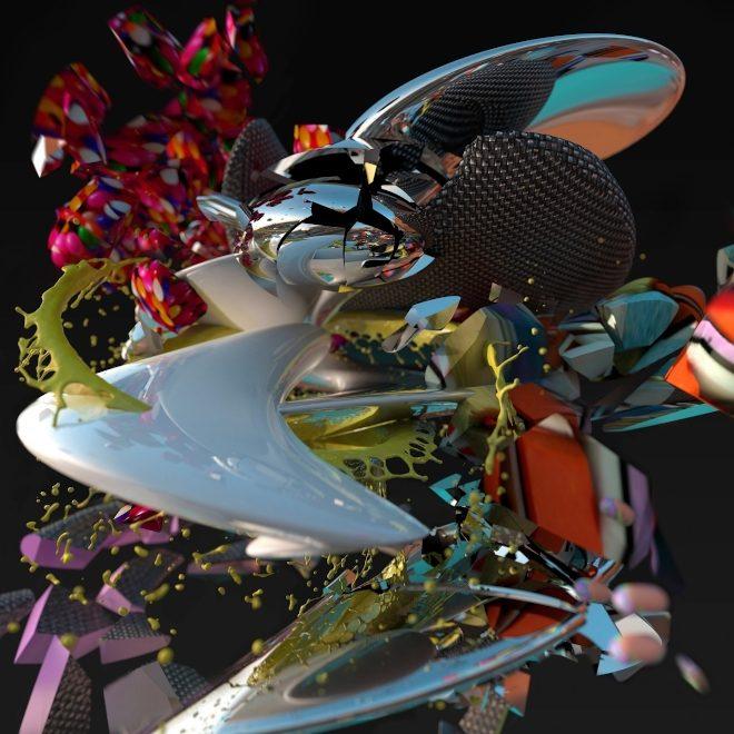 Hyperdub will release Lee Gamble's 'Exhaust' in November