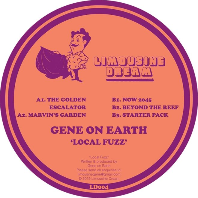 Gene on Earth releases debut album, 'Local Fuzz'