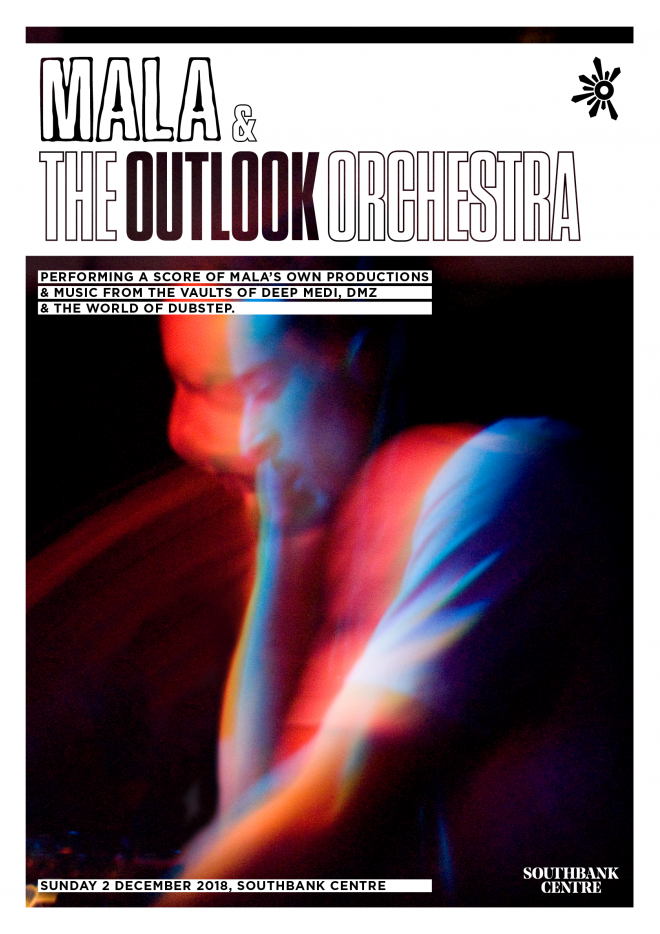 Mala & The Outlook Orchestra to host one-off show at Southbank Centre