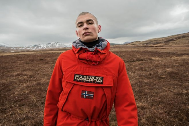 Check out Napapijri's new Genderless AW18 range