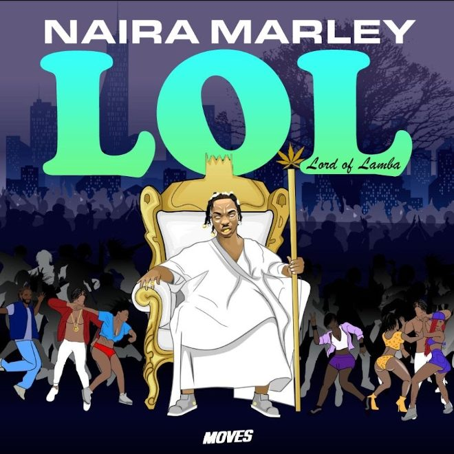Naira Marley is the 'Lord of Lamba' on new EP
