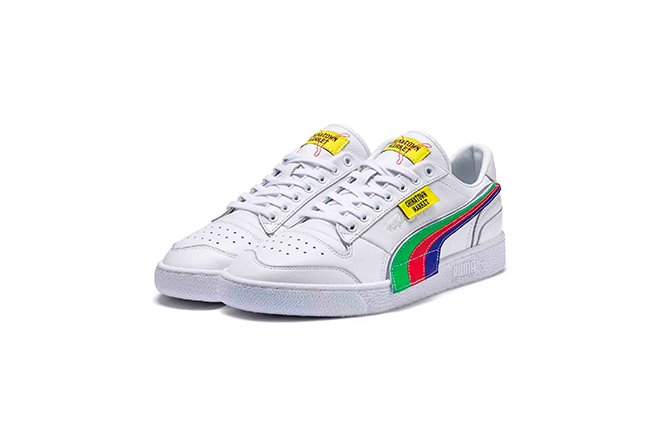 PUMA and CHINATOWN MARKET release bold DIY-inspired footwear collaboration