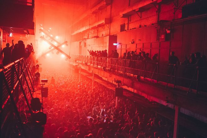 20 photos proving Printworks is still London's most jaw-dropping venue