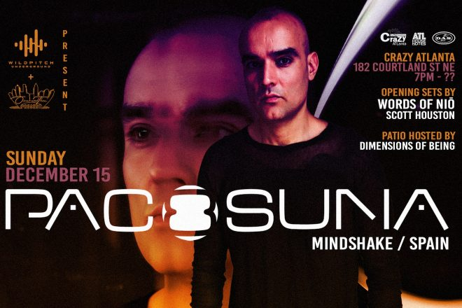Paco Osuna heads to Crazy Atlanta for Sunday Sessions