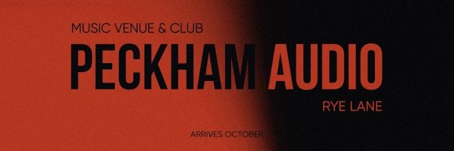 New club Peckham Audio will launch this month