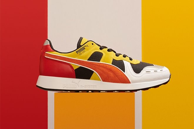 ​Roland x Puma unbox second 808-inspired sneaker collaboration