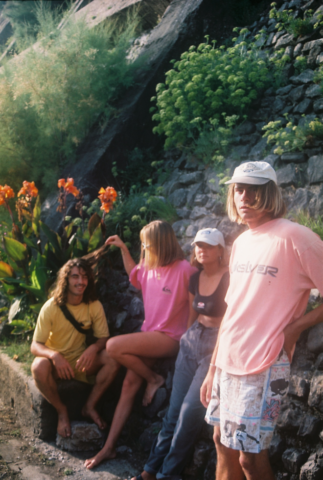 Quiksilver debuts their first ever vintage collection
