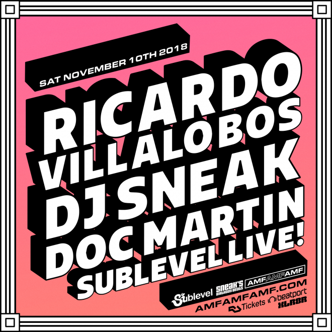 ​Ricardo Villalobos is coming to the US for his West Coast debut