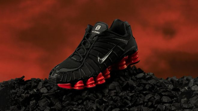 Nike announce their latest collaborative trainer with Skepta