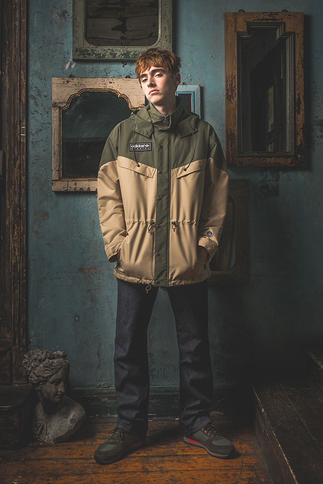 adidas SPEZIAL's latest collection inspired by the styling of Northern England