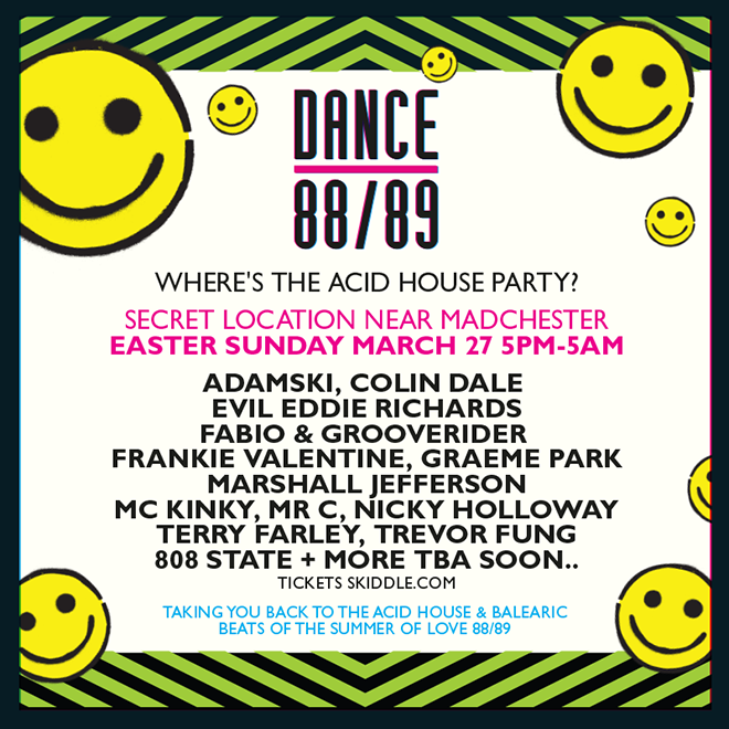 dance 88 89 brings acid house back to ibiza and the uk