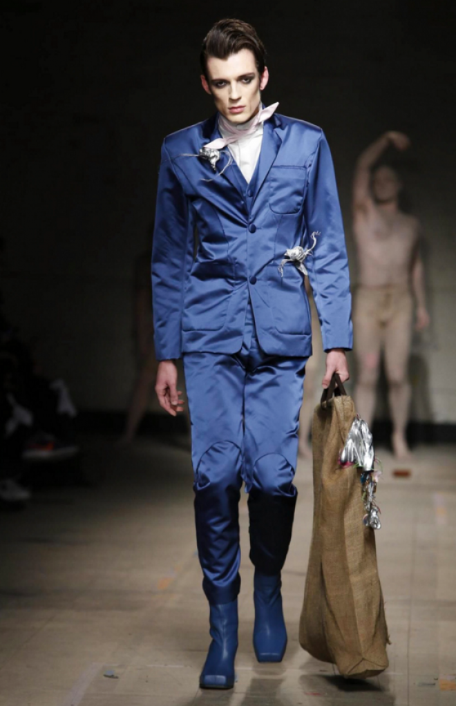 8964e6df1a86 Highlights from London Fashion Week Men s AW17 - Fashion News - Mixmag