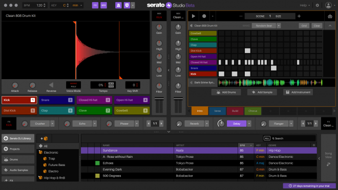 Serato launches beta for new beat making software