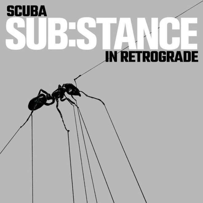 Scuba announces three albums channelling the spirit of SUB:STANCE