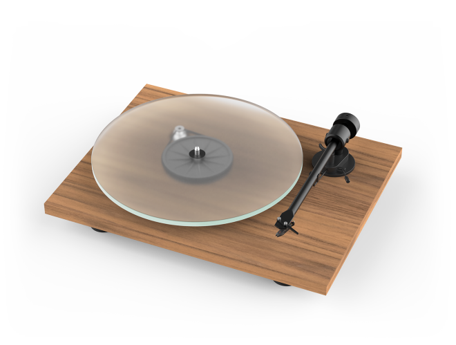 Pro-ject unveils its new line of T1 turntables
