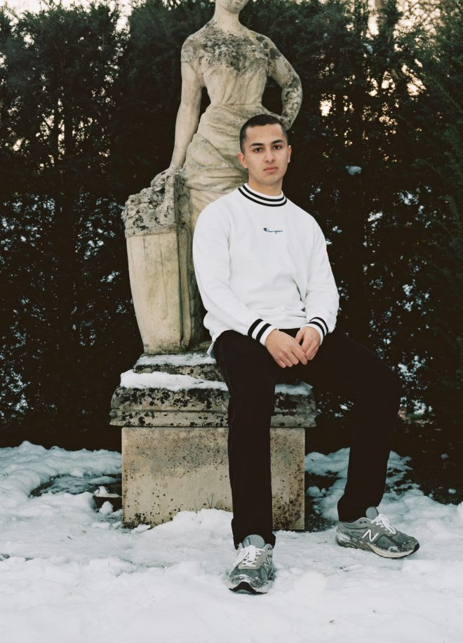 We spoke with Tom Emmerson about his recent collaboration with Champion